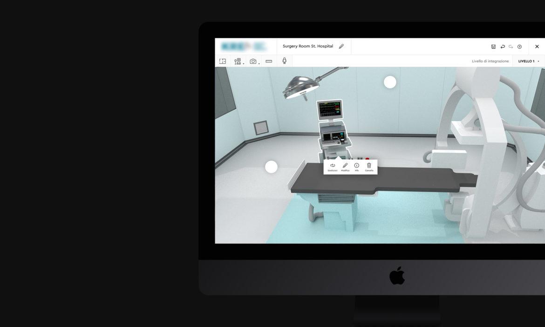 Configuratore 3D Blank Innovate 2018