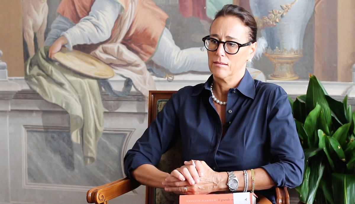 Lavinia Manfrotto Palazzo Roberti Blank. Inspire