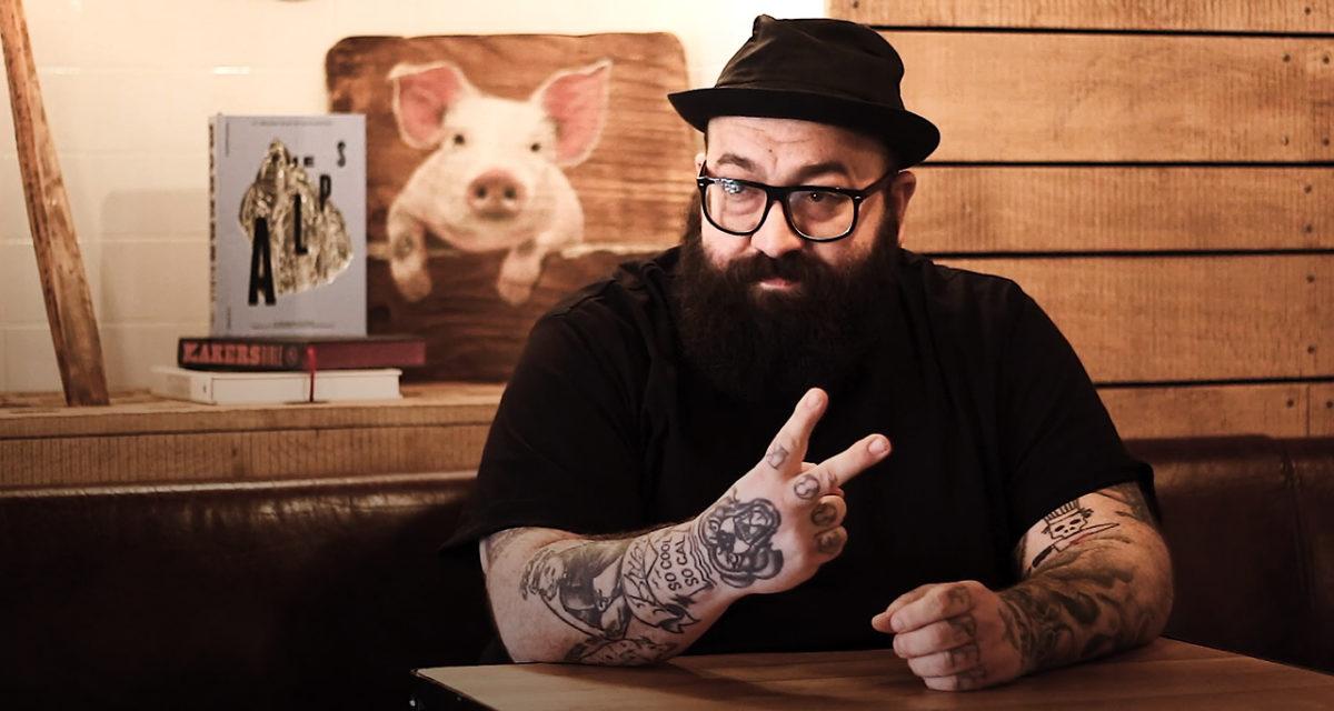 INTERVISTA A TEO CHEF - Basta con questo Gourmet. A noi piace la 'CICCIA'!