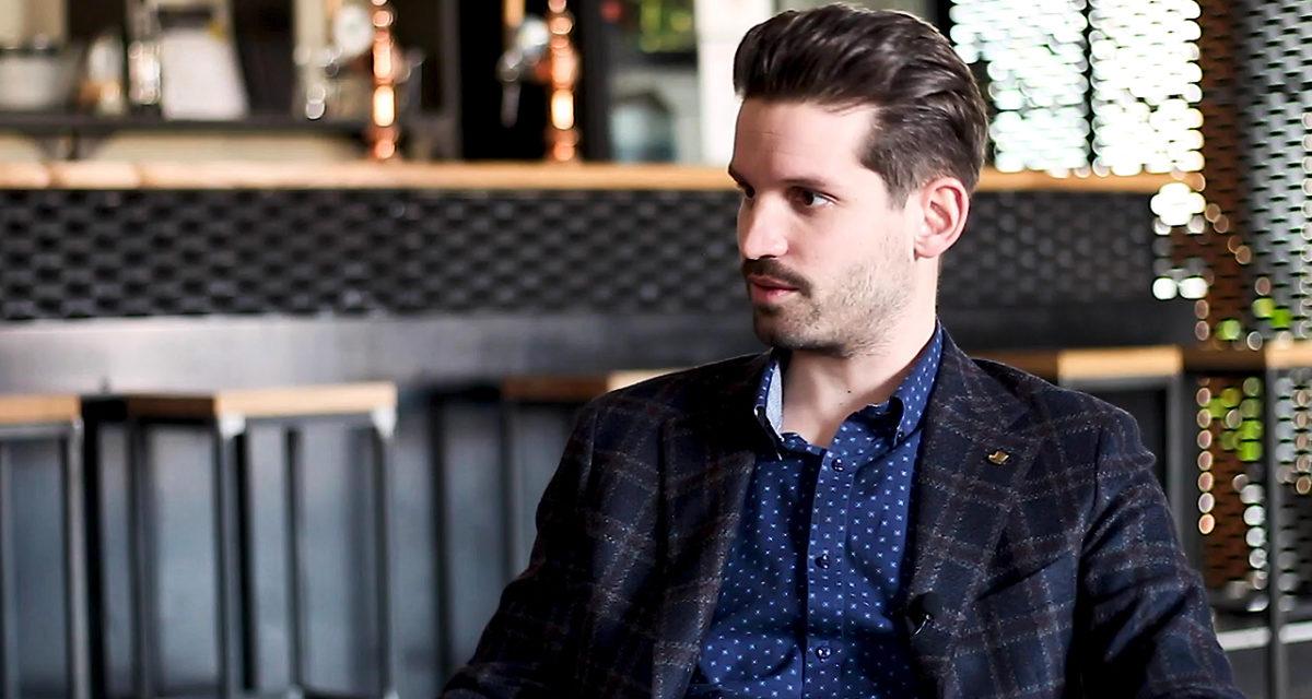 Intervista a Isacco Favero - Vuoi far crescere il tuo business? Porta PAZIENZA!