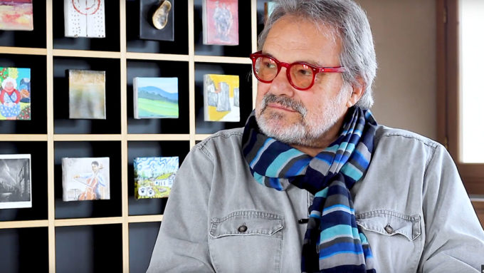 Oliviero Toscani Racconta #1 - Non rimanere un MEDIOCRE: accetta il RISCHIO