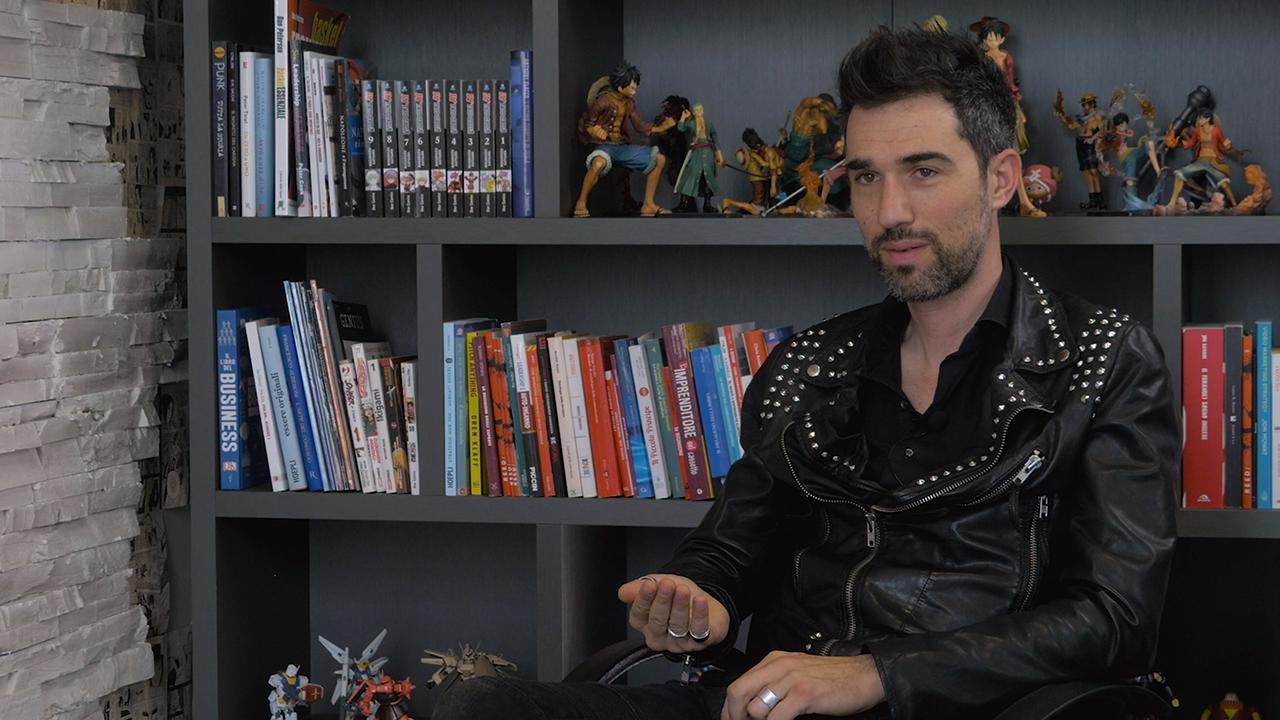 BLANK. INTERVIEW -