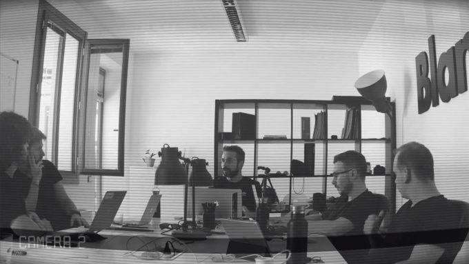 Studio Blank. Content Creation Studio