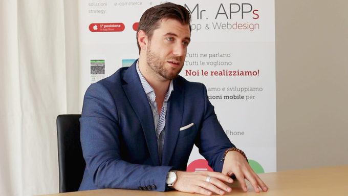 Blank. INTERVIEW - Mr. APPs: da San Marino alla Silicon Valley
