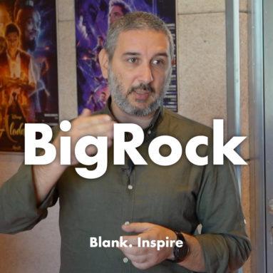 Blank. INTERVIEW - BIGROCK: Dove la MAGIA diventa scuola