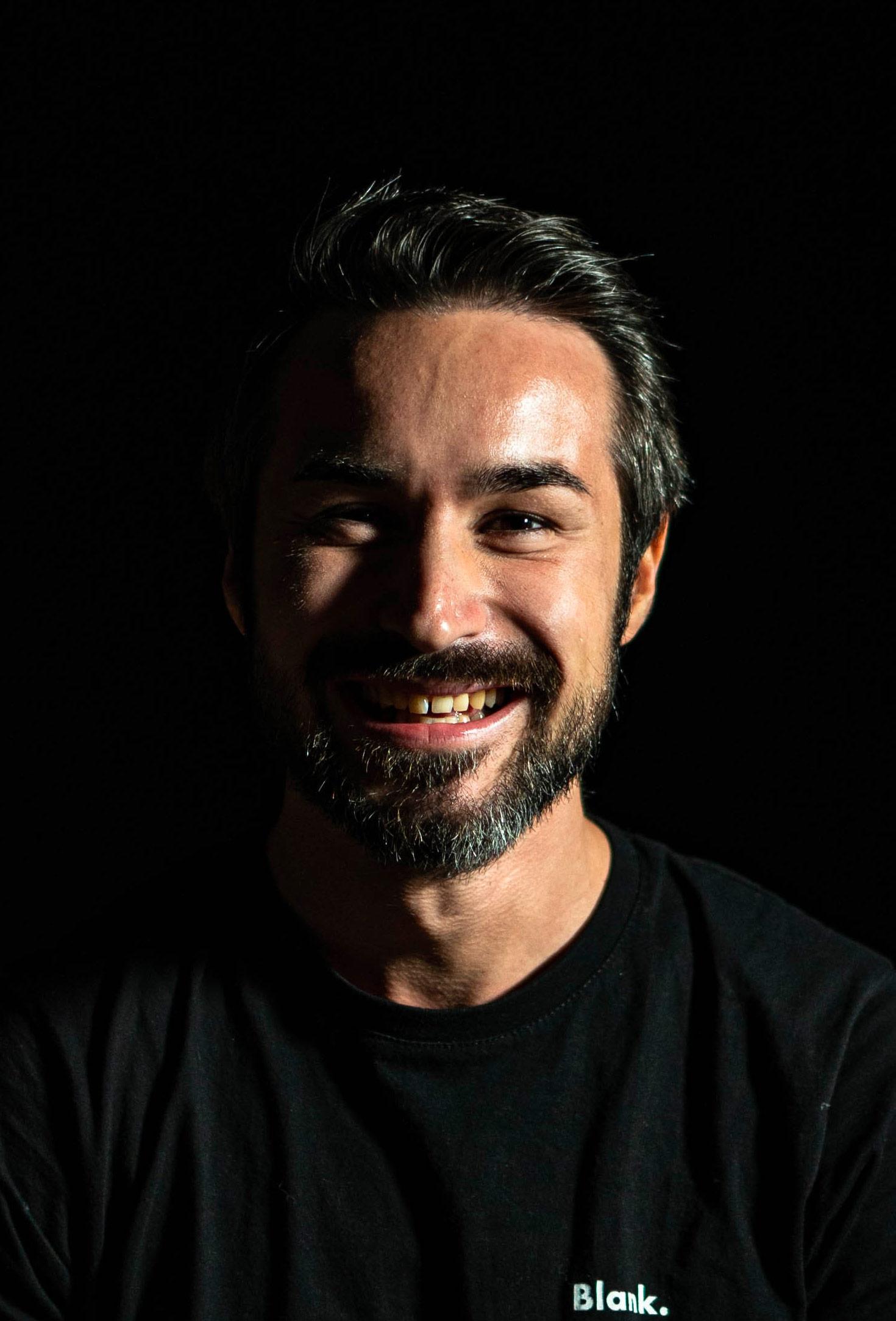 Simone Lunardon CEO & Co-founder