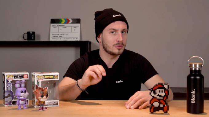 Blank. Tip La storia del content nei Videogames - part II