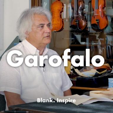 "Blank. INTERVIEW - Alessandro Garofalo: ""Se hai una buona idea, levatela dai piedi!"""