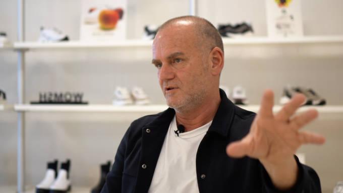 Blank. Interview - Womsh - Le scarpe del futuro (sostenibile)