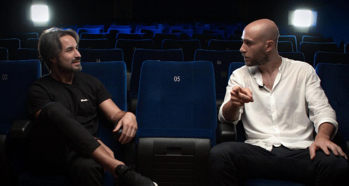 Blank. Interview - Al cinema con Luca Mastella