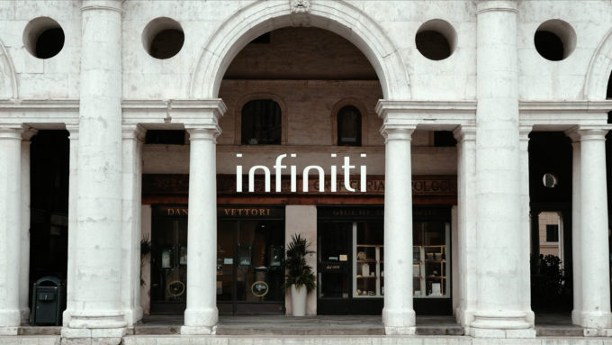 Infiniti Video Spot Blank.