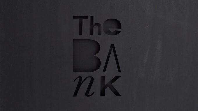 The Bank Contemporary Art Blank.